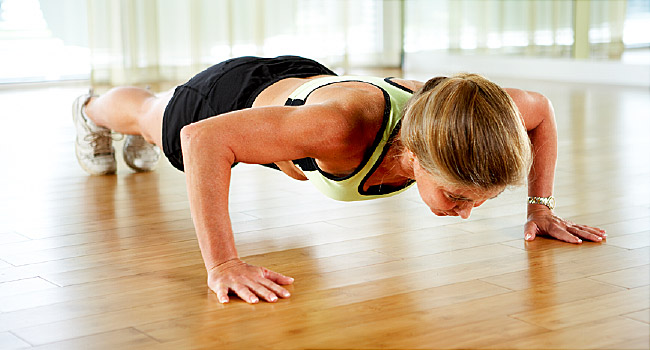 Daily Exercise: 4 Exercises To Tone Every Inch of Your Body