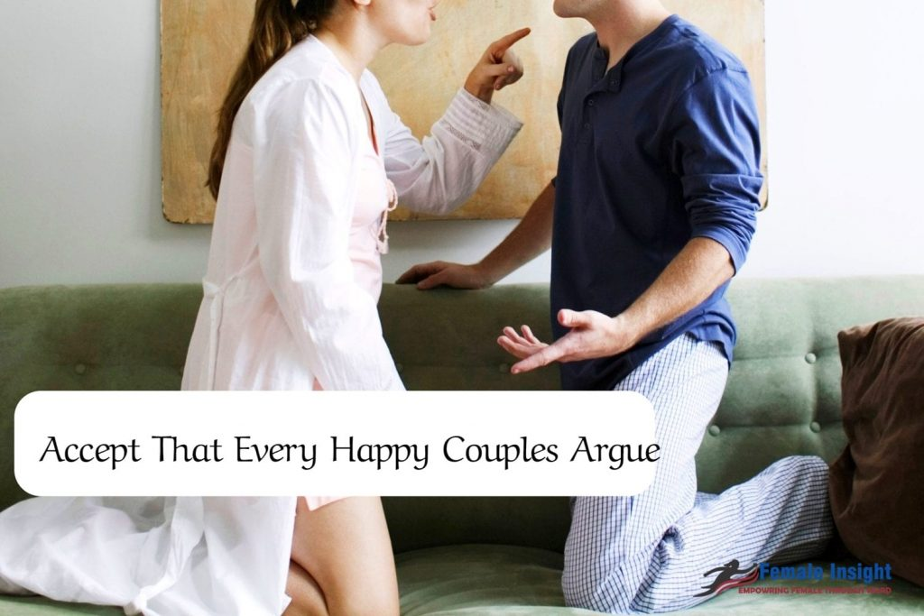 Every Happy Couples Argue