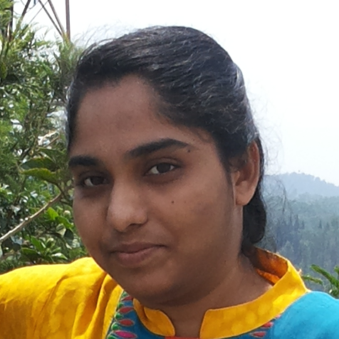 Jene Sheeba- Most Influential Blogger In India