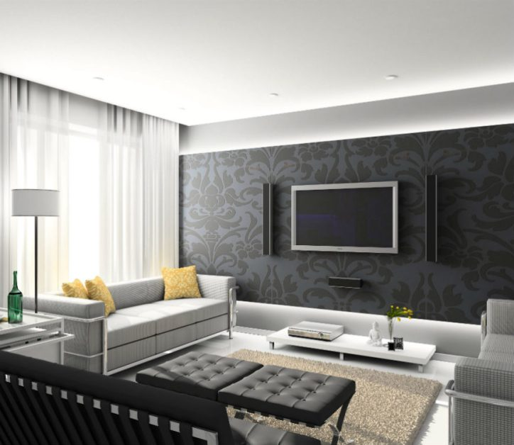Modern Living Rooms Ideas to Upgrade Your Living Space
