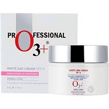 O3+ Professional Whitening Cream