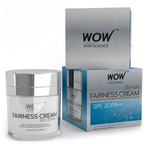 Wow Fairness Cream