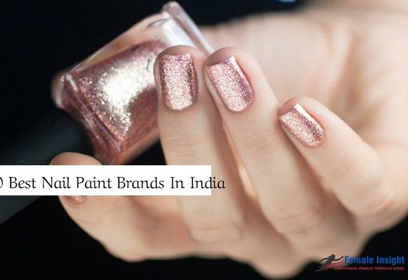 10 best nail paint brands