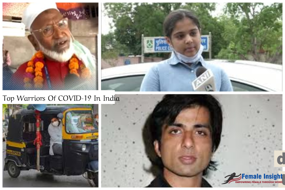 Top Warriors Of COVID-19 In India