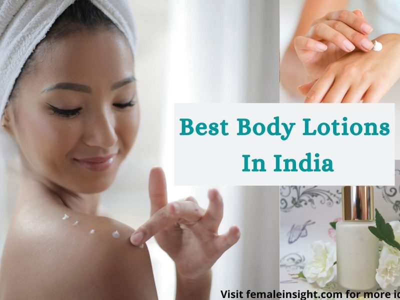 10 Best Body Lotions In India