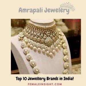 Amrapali  Jewelery