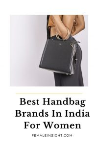 Best Handbag Brands In India For Women Pin