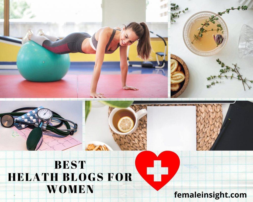 Best Health Blog for Women