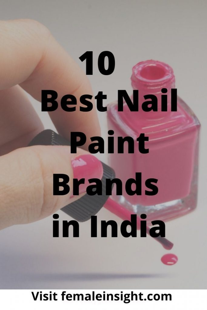 Best Nail Paint Brands in India (1)