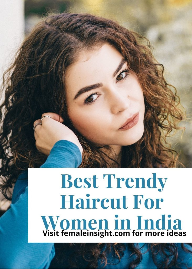 Best Trendy Haircut For Women in India