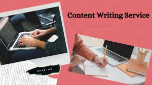 Content Writing Service- Female Insight