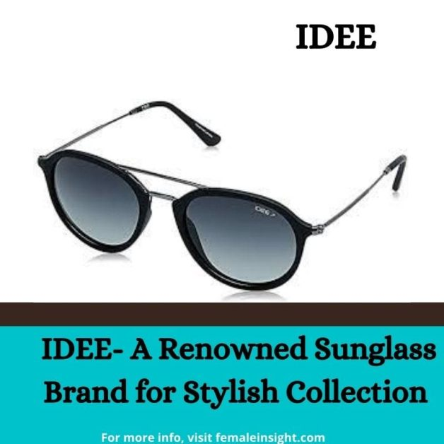 IDEE- A Renowned Sunglass Brand for Stylish Collection