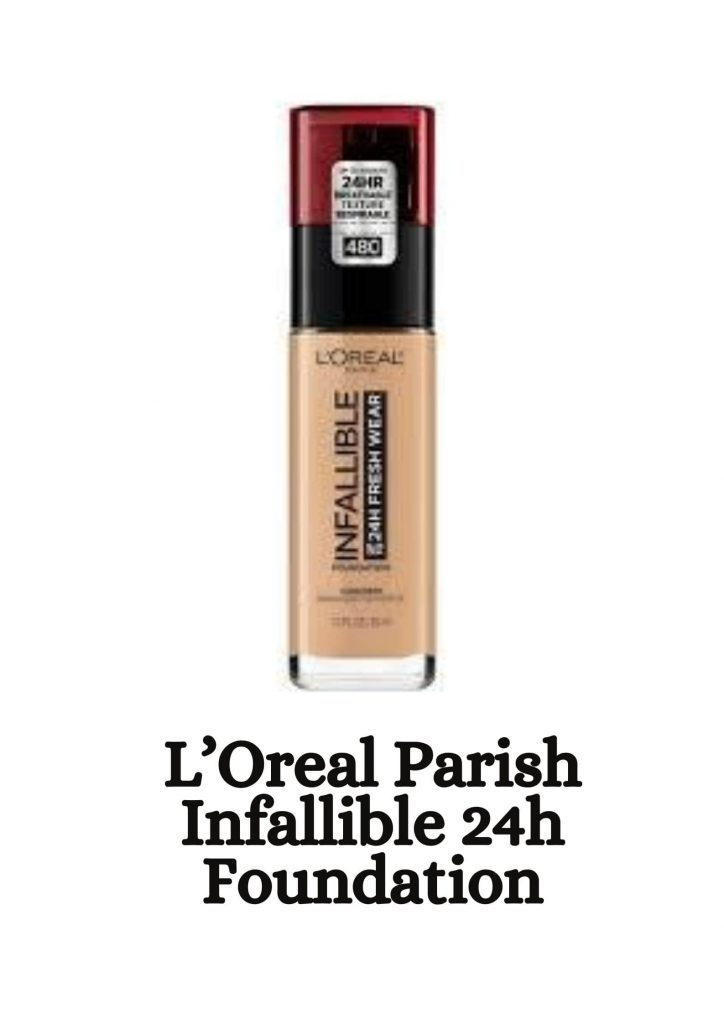 L'Oreal Parish Infallible 24h Foundation