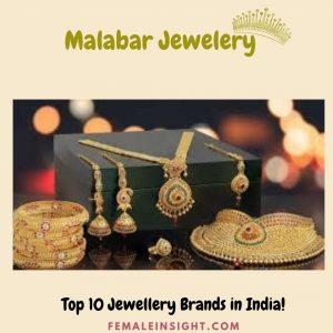 Malabar Jewelery- Top 10 Jewellery Brands in India