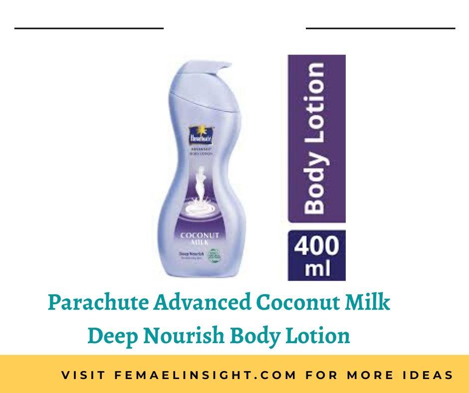 Parachute Advanced Coconut Milk Deep Nourish Body Lotion