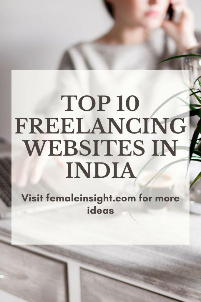 Best Freelancing Websites In India