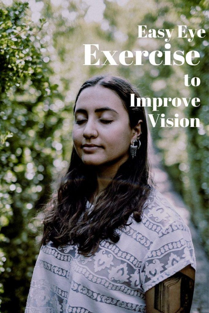 Easy Eye Exercise to Improve Vision femaleinsight