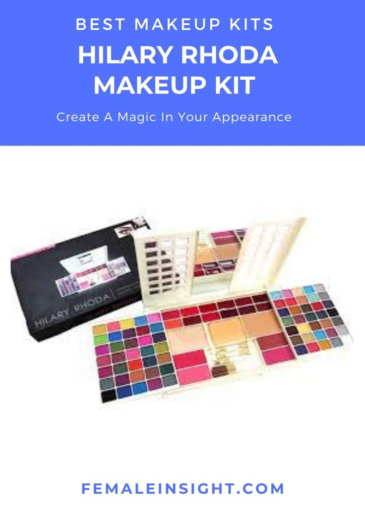 Hilary Rhoda Makeup Kit