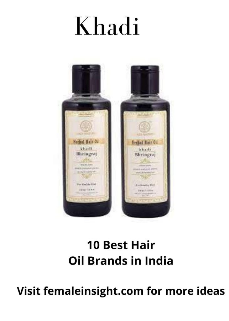Khadi Hair Oil
