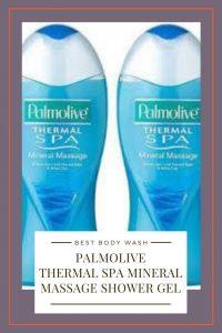 Palmolive Thermal Spa Mineral Massage Shower Gel 1