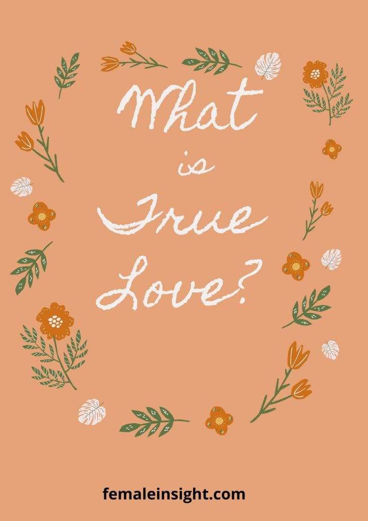What is true love Pin