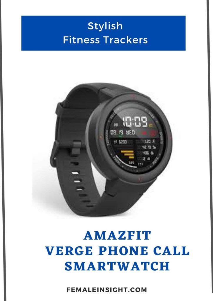 Amazfit Verge Phone Call Smartwatch