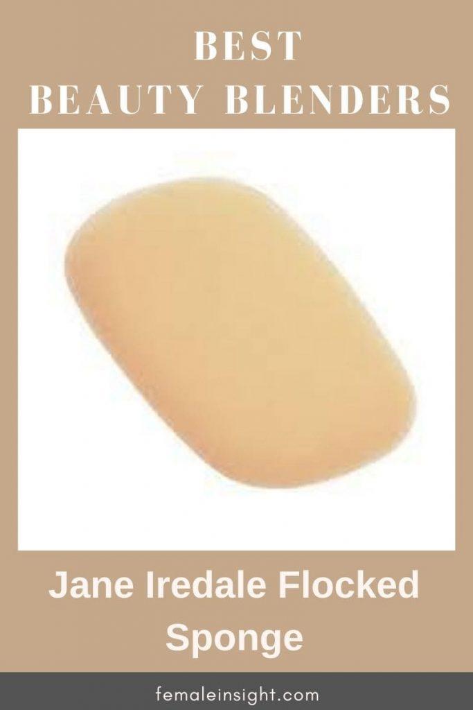 Jane Iredale Flocked Sponge