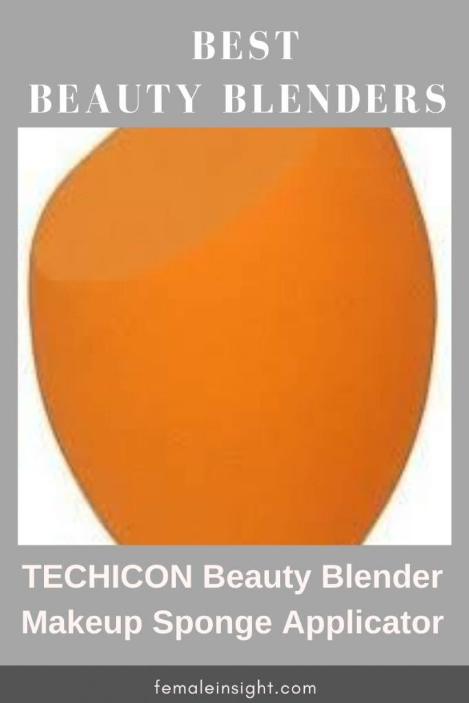 TECHICON Beauty Blender Makeup Sponge Applicator