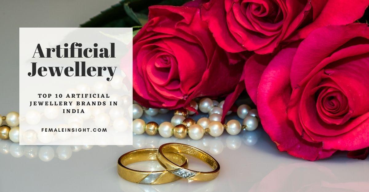 Top 10 Artificial Jewellery Brands in India