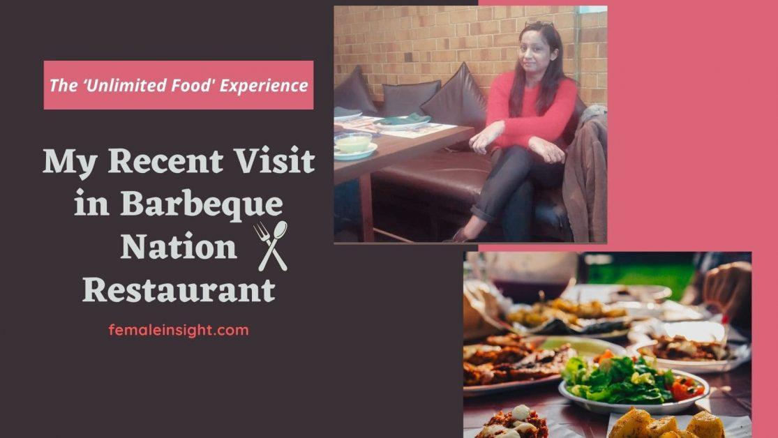 Barbeque Nation Restaurant