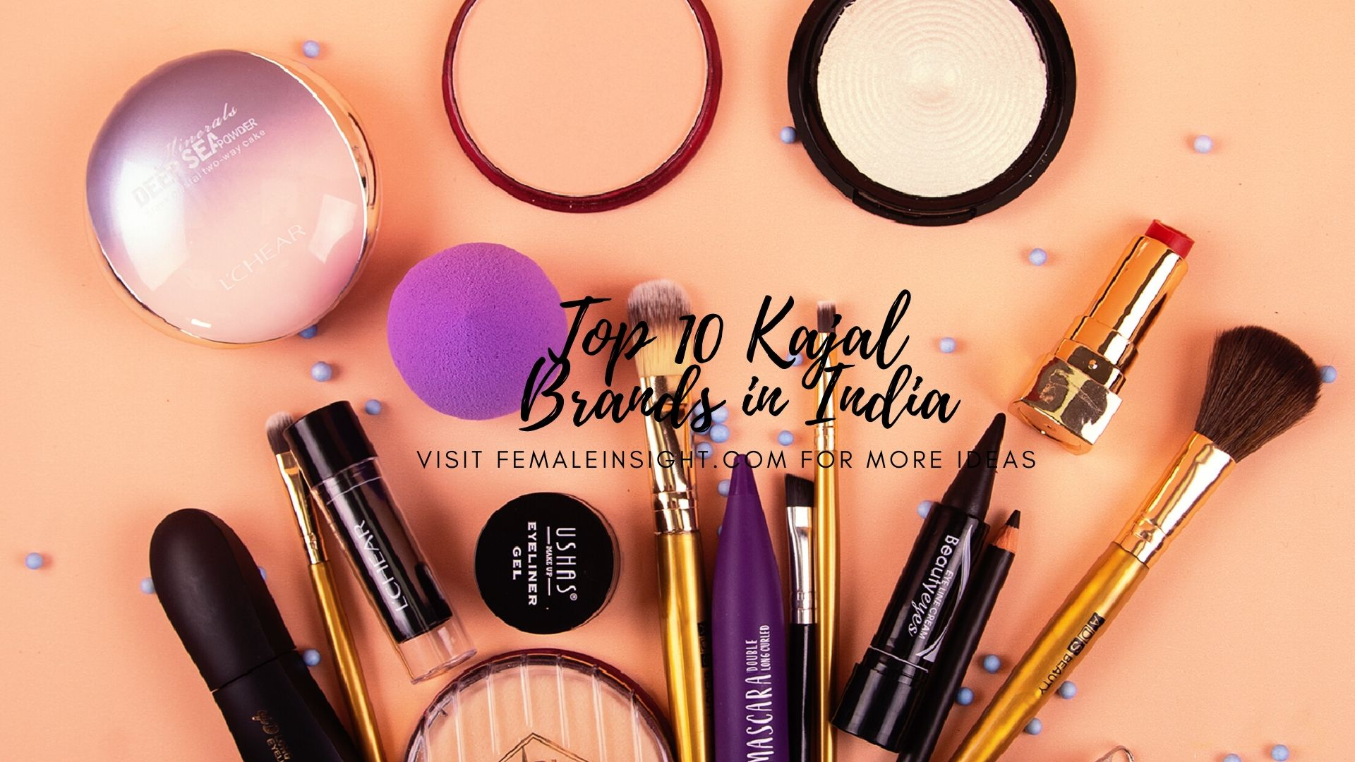 10 Best Kajal Brands in India