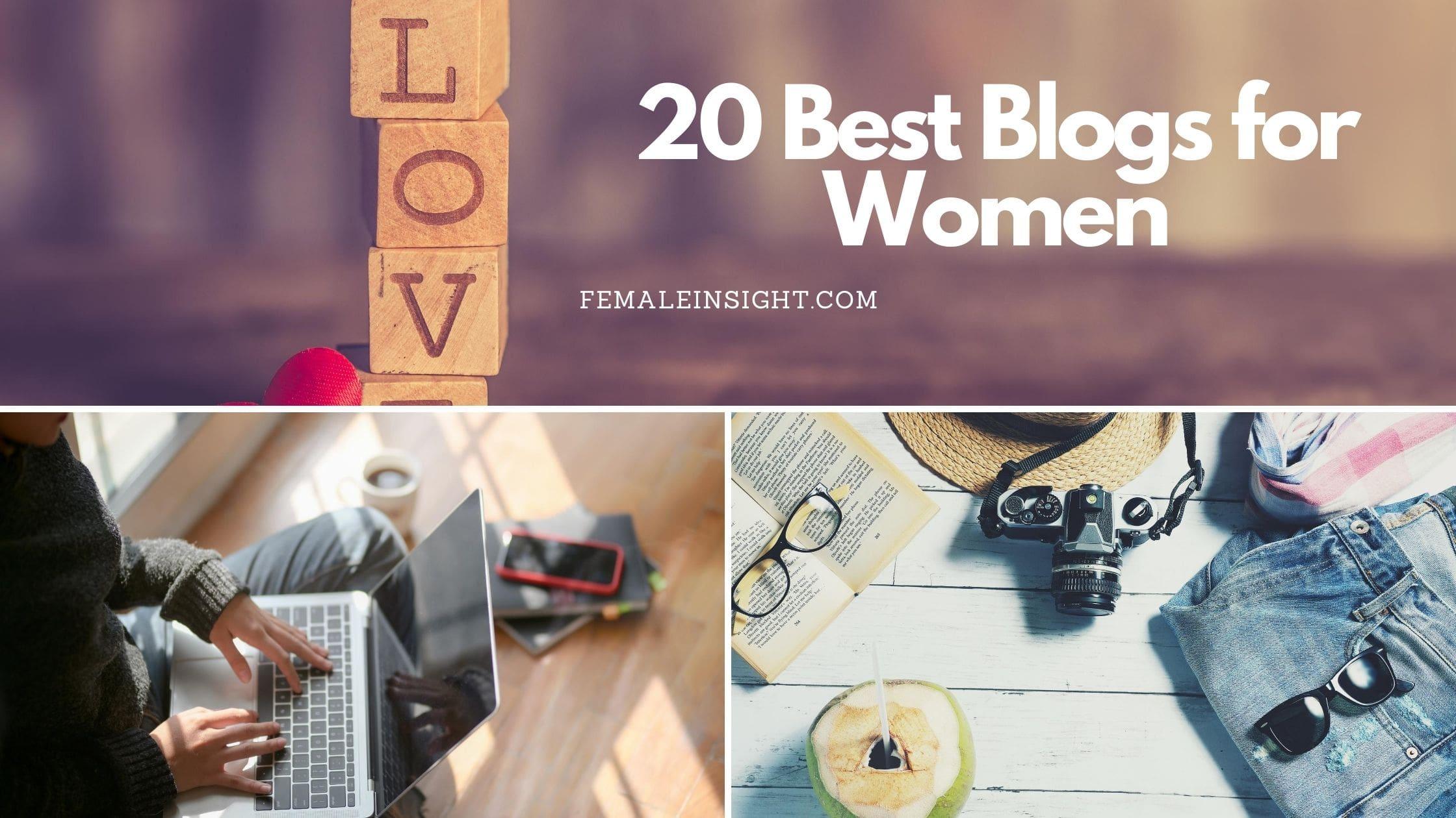 20 Best Blogs for Women