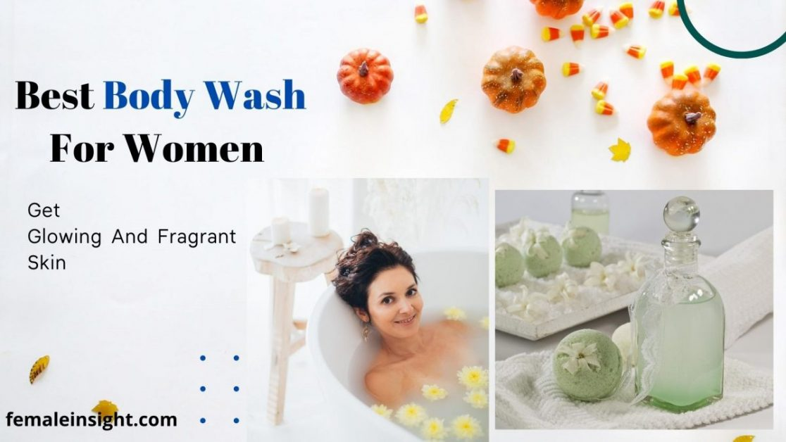 Best Body Wash For Women