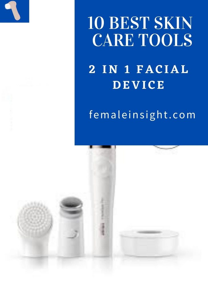 2 in 1 Facial Device
