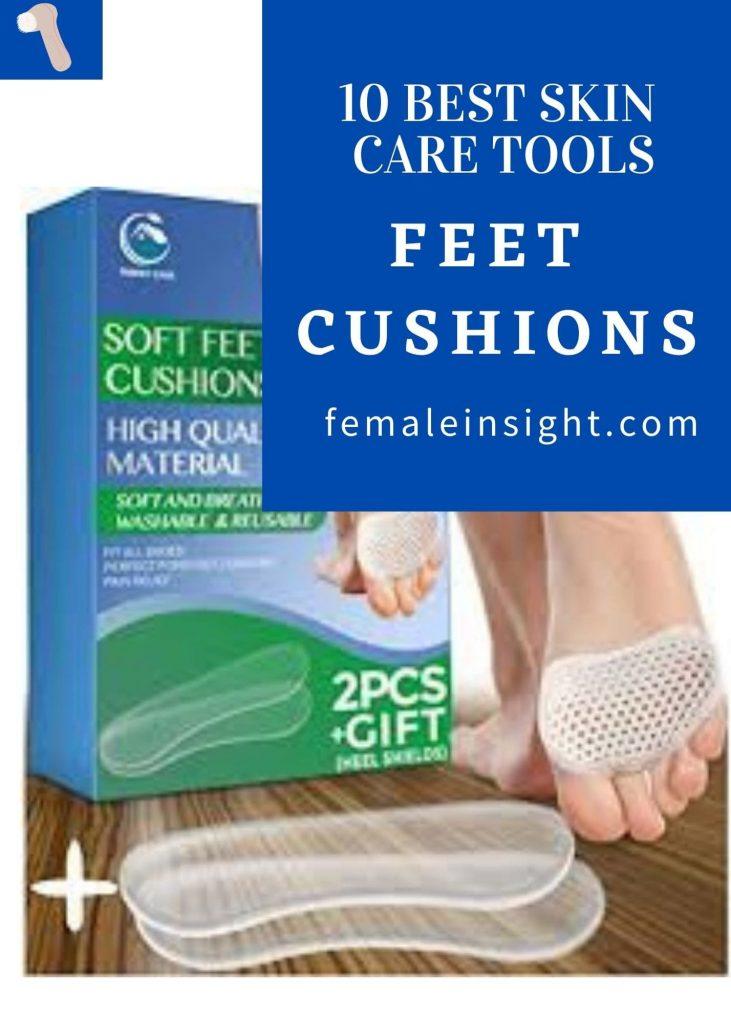 Feet Cushions
